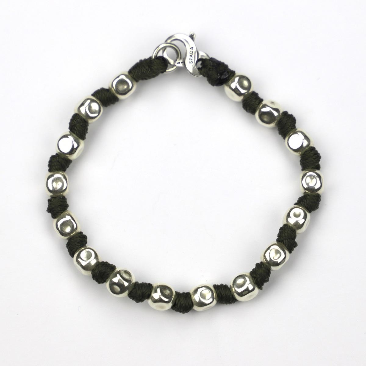 Handmade Spadarella bracelet made in Italy 2 black. 50 ... 8d715f1bf2e
